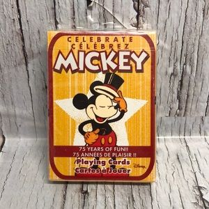 Disney Mickey Mouse Cards